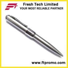 Recentemente caneta estilo USB Flash Drive (D404)