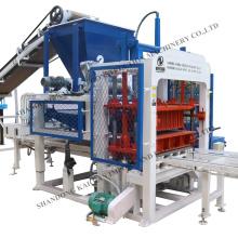 Small scale industries machines cement brick/concrete block making machine price in india, Automatic block