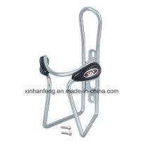 Jaula de la botella de la bicicleta de la aleación de aluminio (HBC-005)
