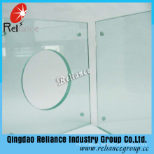 Clear /Tinted Tempered Glass with 3c/Ce/ISO Certificate