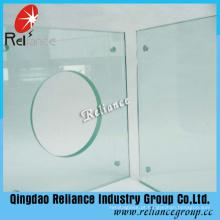 Vidro moderado claro / matizado com certificado 3c / Ce / ISO