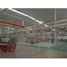 Gabinete eléctrico al aire libre impermeable modificado para requisitos particulares del metal del gabinete de control