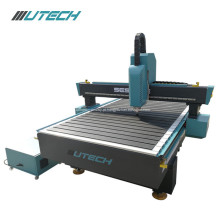 Máquina de madeira do cnc do corte 3d que cinzela a máquina do cnc
