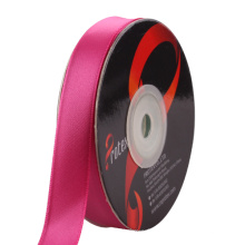 Fucsia Satin Ribbon venta popular