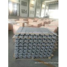 schindler 133 travoaltor plate