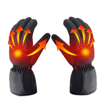 BARU Electric Shock Fiber Electro Electricity Gloves