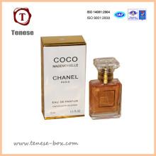 Дизайн роскошной подарочной коробки для парфюмерной мягкой упаковки