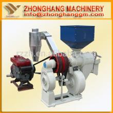 SNF Double Blower Fine Bran Riz Paddy Mill Plant Rice Miller Machine