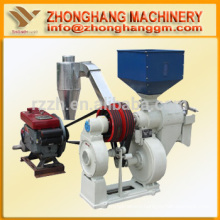 SNF Double Blower Fine Bran Rice Paddy Mill Plant Rice Miller Machine