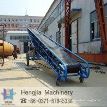 Pas cher convoyeur Mobile sable, grain, matériel, de transport