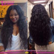 Cabelo brasileiro barato peruca cheia do laço 20 polegadas 30 polegadas atacado faixa elástica cabelo brasileiro glueless peruca cheia do laço