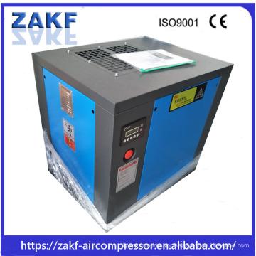 Latest 5.5hp 4kw 10bar screw electric air compressor compressor machine small factory machine
