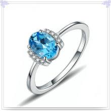 Art- und Weiseschmucksache-Kristallschmucksachen 925 Sterlingsilber-Ring (CR0061)