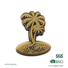 Insigne de pin antique antique en métal (XDBO-01)