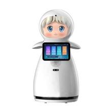 Karikatur-Design-Service-Roboter