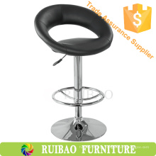 RBS-6133 Banqueta de bancada giratória de couro Bar Chair Home Goods