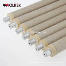 Oliter standard 604 triangle disposable immersion expendable new coming platinum rhodium thermocouple for liquid steel