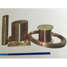 Machinable Beryllium Copper Becu