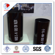 A53 SCH40 seamless metal pipes for sale