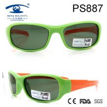 Promotion Designer Fashion Children Sport Polarized PC Sunglasses (PS887)