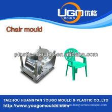 Fabricante de moldes de Taizhou molde de moldeo por inyección de la silla hecho en China y molde de la silla de plástico fábrica de Zhejiang