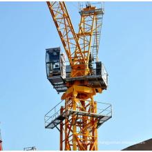 QTD80-6t Luffing Tower Crane
