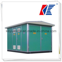 Box-Type Transformer Substation