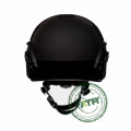 Mich Level NIJ IIIA Tactical Bullet Proof Helmet  Ballistic Military Combat Helmet with NVG Mount and Side Rail