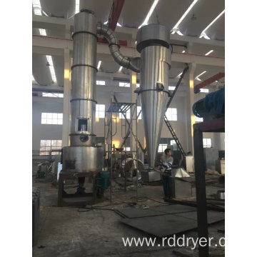 Flash drying machine of zinc sulfuration
