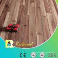 12.3mm E0 HDF AC4 en relieve suelo laminado de nogal