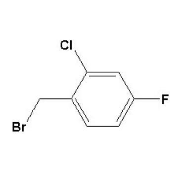 2-Chloro-4-Fluorobenzyl Bromide CAS No. 45767-66-6