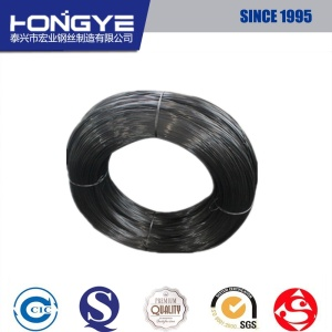 Black Hard Drawn High Carbon Coil Steel Wire