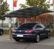 Modern Aluminum Polycarbonate Car Garage Carport (B800)