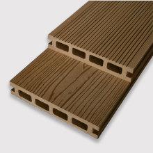 Exhibition Interior Layout Wood Grain Decking Floor