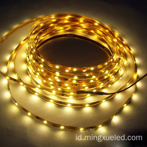 Garansi 2thn fleksibel SMD3014 LED Strip lampu