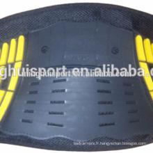 Soutenez les clients conception personnalisée support de dos taille ceinture mini moto taille soutien