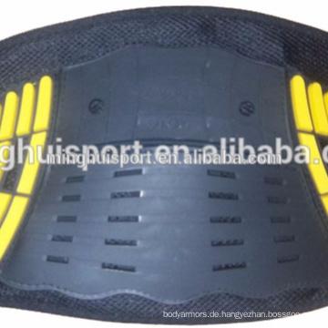 Unterstützung Kunden personalisierte Design Rückenstütze Taille Gürtel Mini Motorrad Taille Unterstützung
