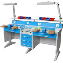 зубоврачебные оборудования лаборатории (модель:АРМ (двойной) ЭМ-LT6)(одобренный CE)