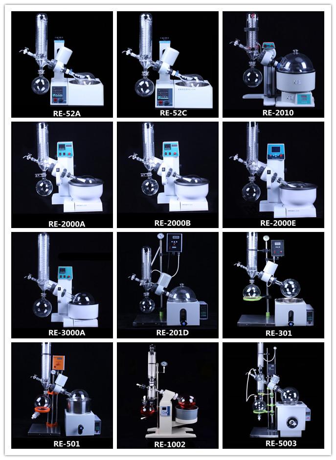 50l laboratory rotary evaporator price