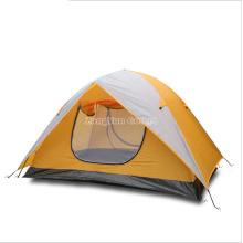 Großhandelsdoppelt überlagertes Strand-Zelt, hochwertiges Campingzelt