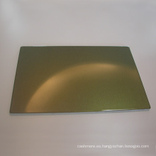 Sistema de fachada de pared de lámina de PVDF ACP de 3 mm