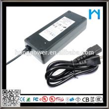 Fuente de alimentación de 24 volts ce vde powerline adaptadores ac / dc fuentes de alimentación para conducción led