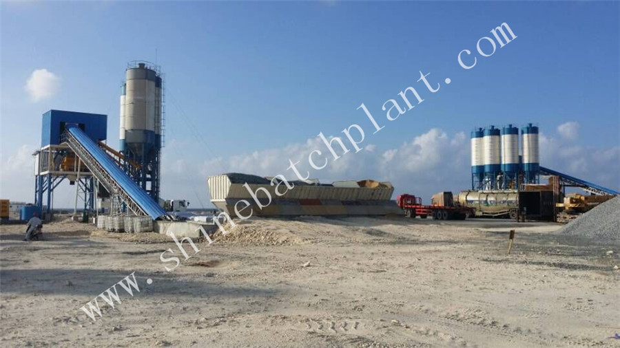 120 Concrete Batching Plant 01