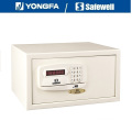 Safewell Km Panel 230mm Height Hotel Laptop Safe