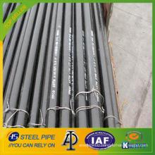 ASTM A106 GB Sch40 Seamless Black Steel Pipe