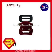 A825-19 Aluminium Petit harnais Rock Escalade à la mode Ceinture sport Sac à main Quick Release Buckle