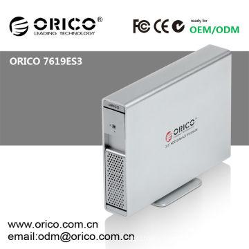 3.5 SATA HDD External Enclosure With Encryption Function,ORICO 7619ES3