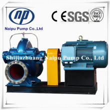 Electric Motor Axially Split Double Suction Water Pump
