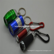 2015 led keychain flashlight, mini led flashlight keychain