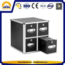 Hard Case Storage Chest for CD with Four Drawers Hf-7004
